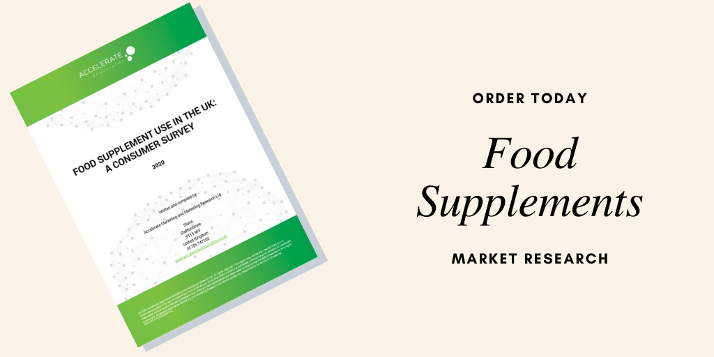 Food Supplements Market Research Report image